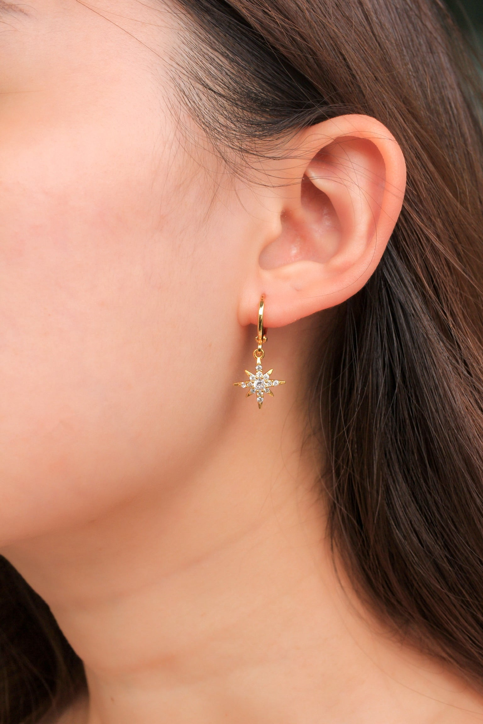 Personalised Earrings - Starry Sky