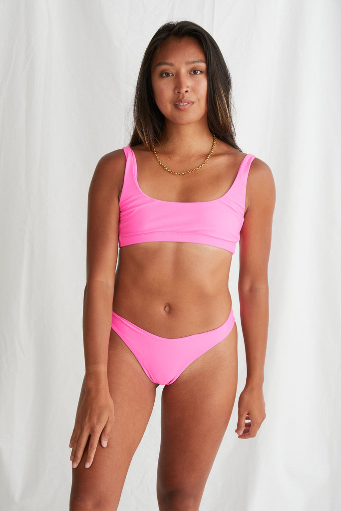 The Viya Bottoms - Pink