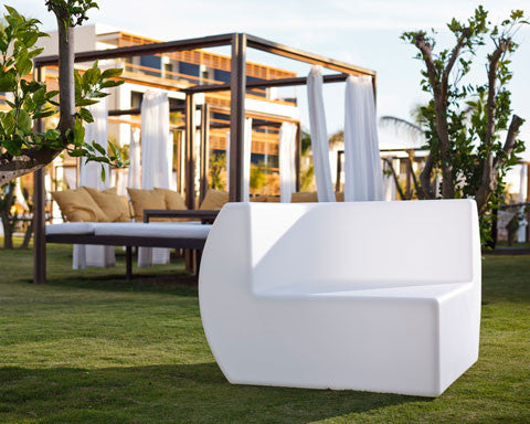 """Side"" Outdoor Sofa by Smart & Green"