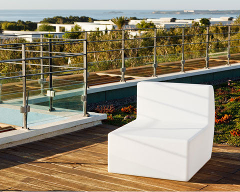 """Down"" Outdoor Sofa by Smart & Green"