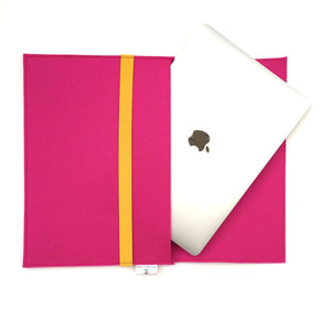 13inch Wool Felt MacBook Sleeve