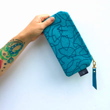 Load image into Gallery viewer, Silkscreen Printed Pencil Pouch