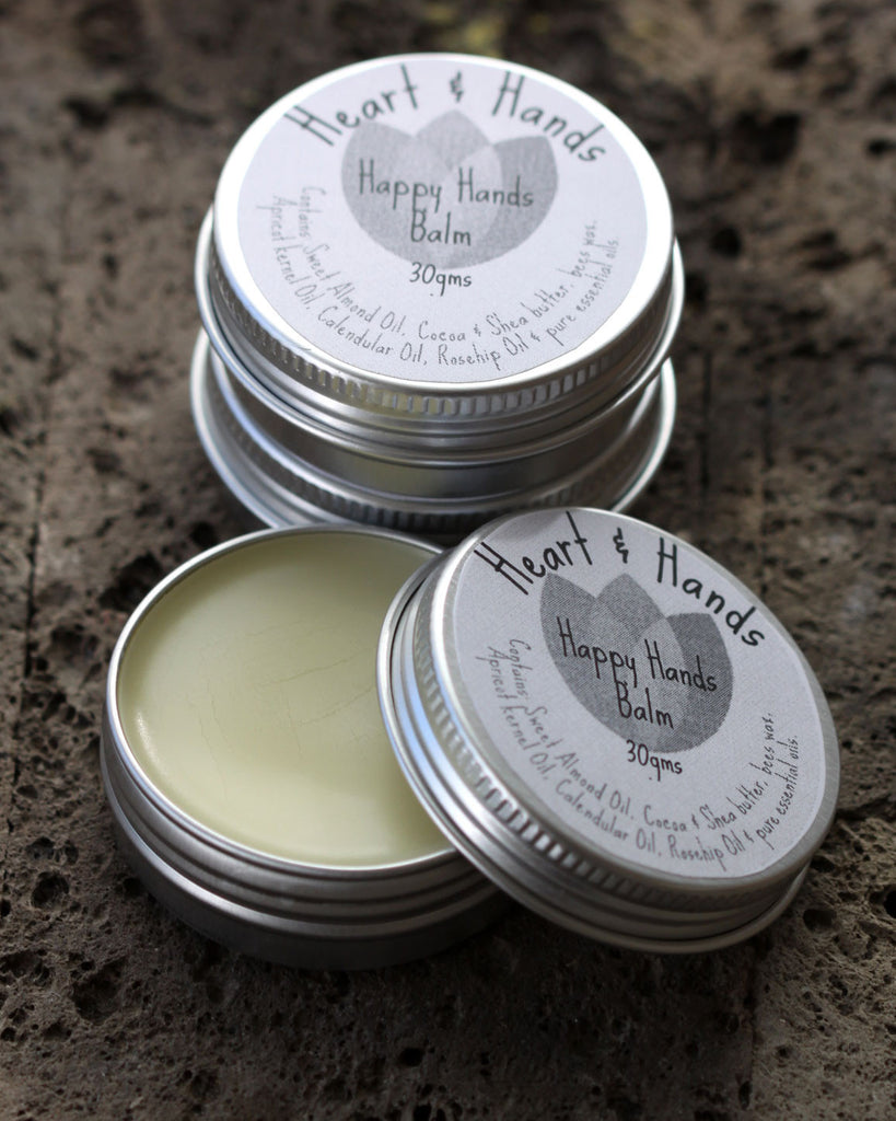 Heart and Hands Balm- Happy Hands