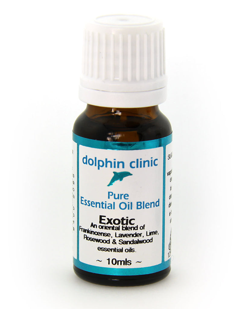 Dolphin Clinic Essential Oil Blend- Exotic