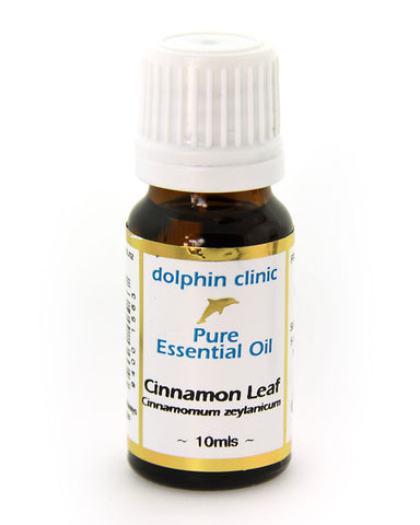 Dolphin Clinic Essential Oil- Cinnamon Leaf