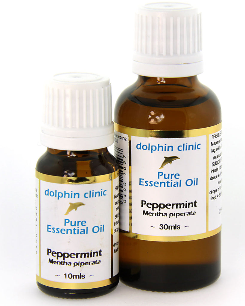 Dolphin Clinic Essential Oil- Peppermint