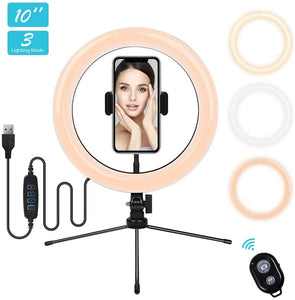 Ring Light with Stand 10