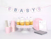 Pink Owl Baby Shower - Starter Kit