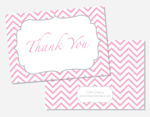 Sugar & Spice Thank You Cards