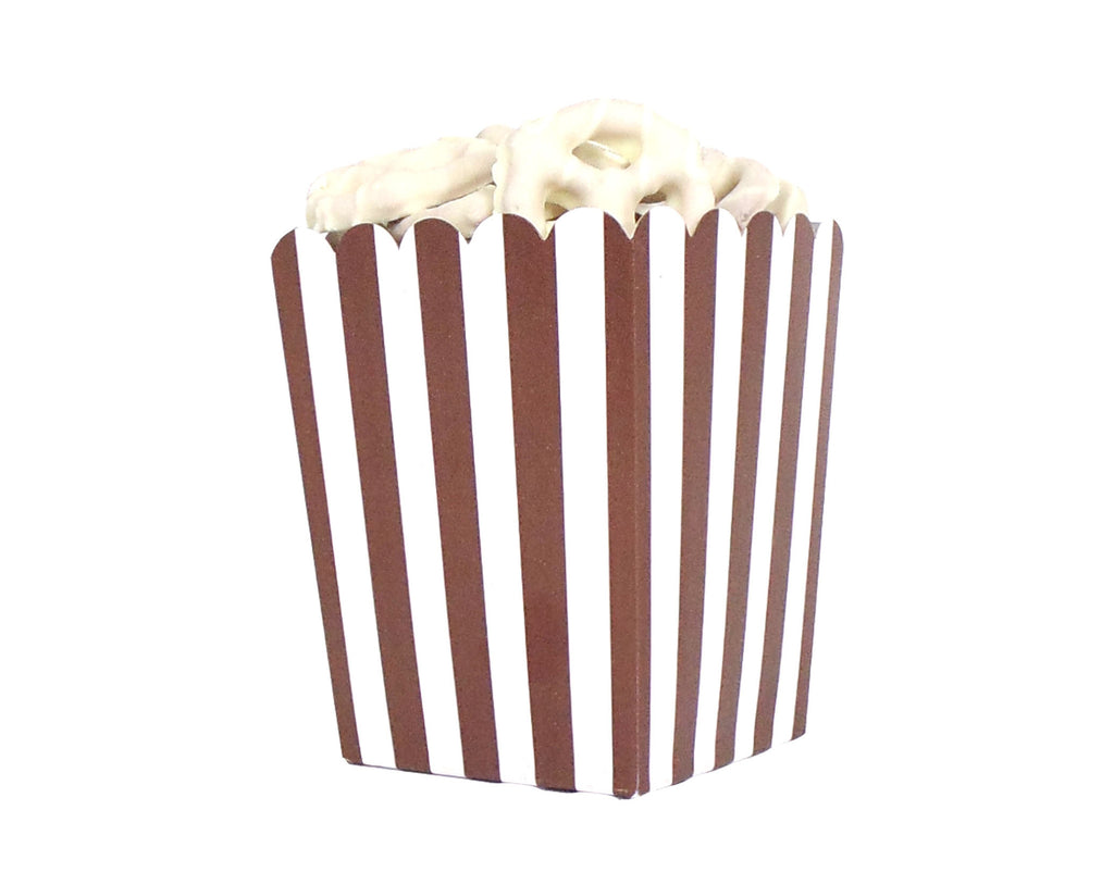 Snack Cups - Brown
