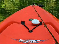 Catch more fish from your kayak with the iBobber