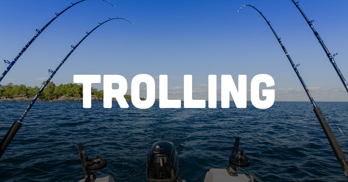 trolling fishing