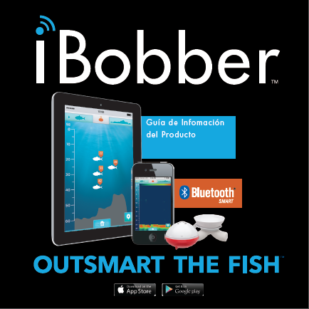iBobber fish finder instruction manual - Spanish