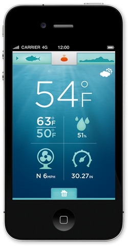 Reel Sonar iBobber Fishing App
