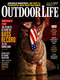 Outdoor Life May 2016