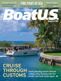 Boat US Magazine April/May 2017
