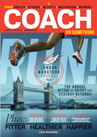 COACH Magazine April 2016