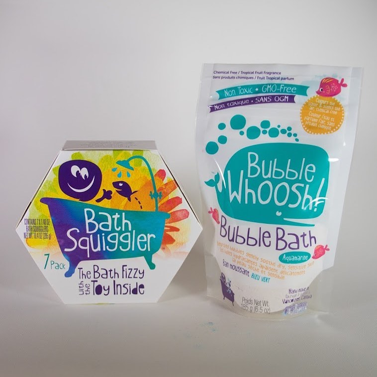 Bath Time Fun!     Bubble Bath and Bath Squigglers by Loot Bath and Toys too!