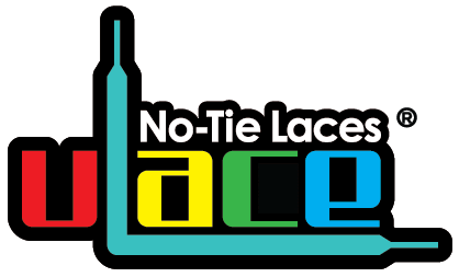 U Lace - the no tie shoe solution!