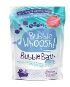 Bubble Whoosh  Clear Eczema Safe Bubble Bath- 185 Gram Bags