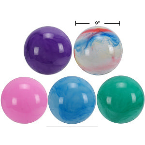 9 inch Blow up Ball - $1.99