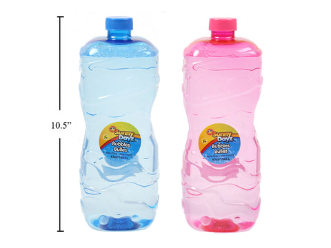 Bubble 63oz refill juice