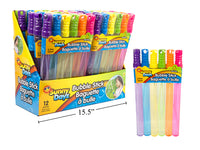 Bubble Wands 6 pack!