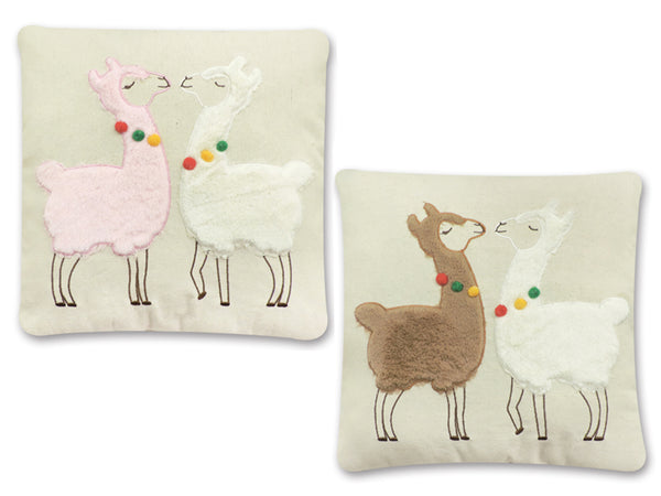 Llama Throw Pillow WAS $20 Now $10!