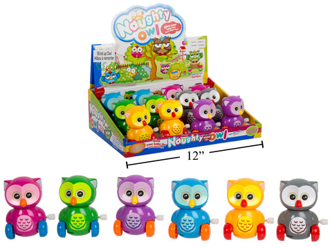 Wind up Owls