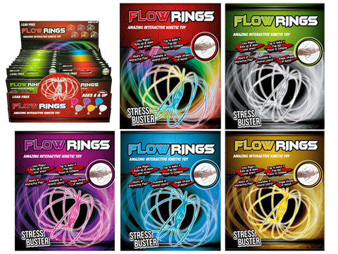 Flow rings!   Hours of fun
