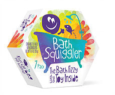 Loot Bath Squigglers - 7 Piece Gift Pack