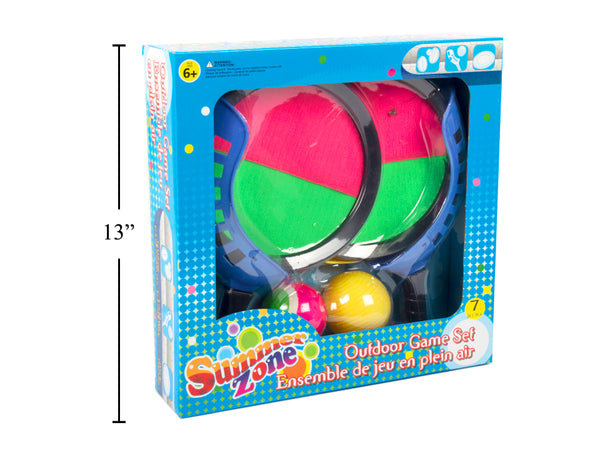 Summer Zone 7 Piece outdoor Game set- 30 % Off til May 31st