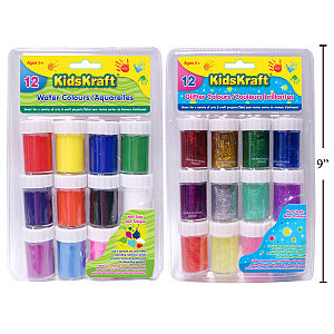 Water Colour Paint Sets