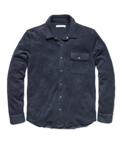 HIGHTIDE SNAP SHIRT - NIGHT