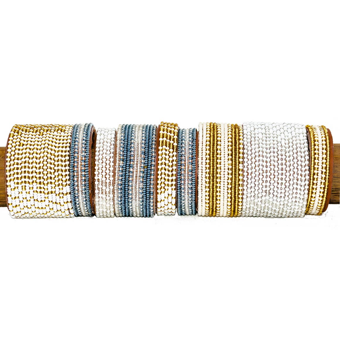 Metallic Cuff Collection