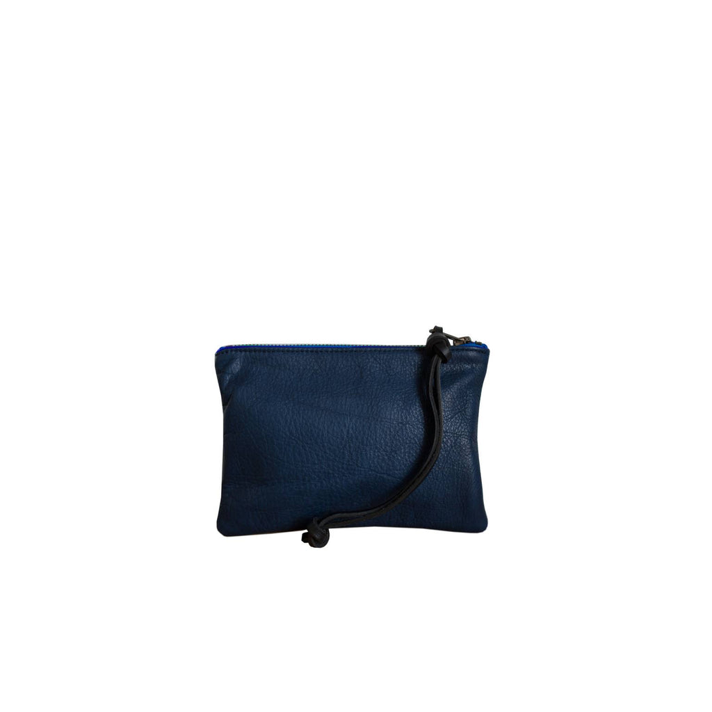 Small Assam Pouch - Navy