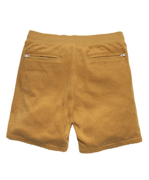 HIGHTIDE SWEATSHORT - CURRY