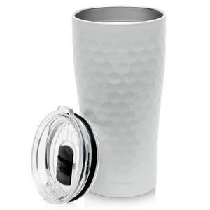 Dimpled Golf SIC Stainless Steel Tumbler