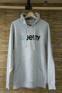 OTIS HOODIE - HEATHER GREY