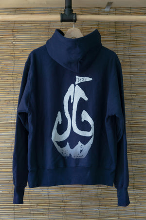 SG Hooded - Sport Dark Navy
