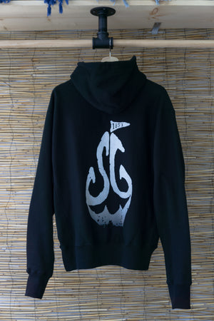 SG Hooded - Black