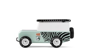 Drifter Zebra Toy Car