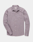 Movement Shirt - Barn Red Gingham