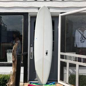 Peace Glider Single Fin Longboard