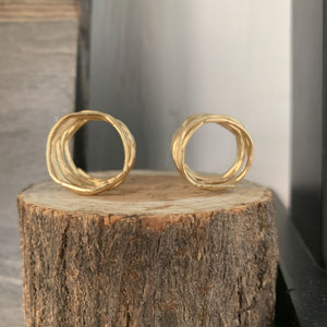 Hammered Rings