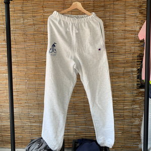 SG Champion Sweatpants - Silver Gray
