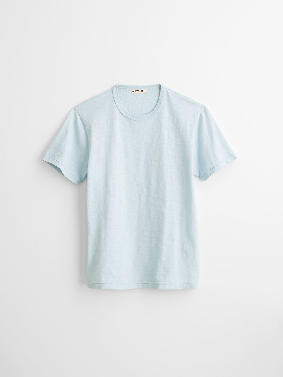 Standard T-Shirt in Slub Cotton (Calm Blue)