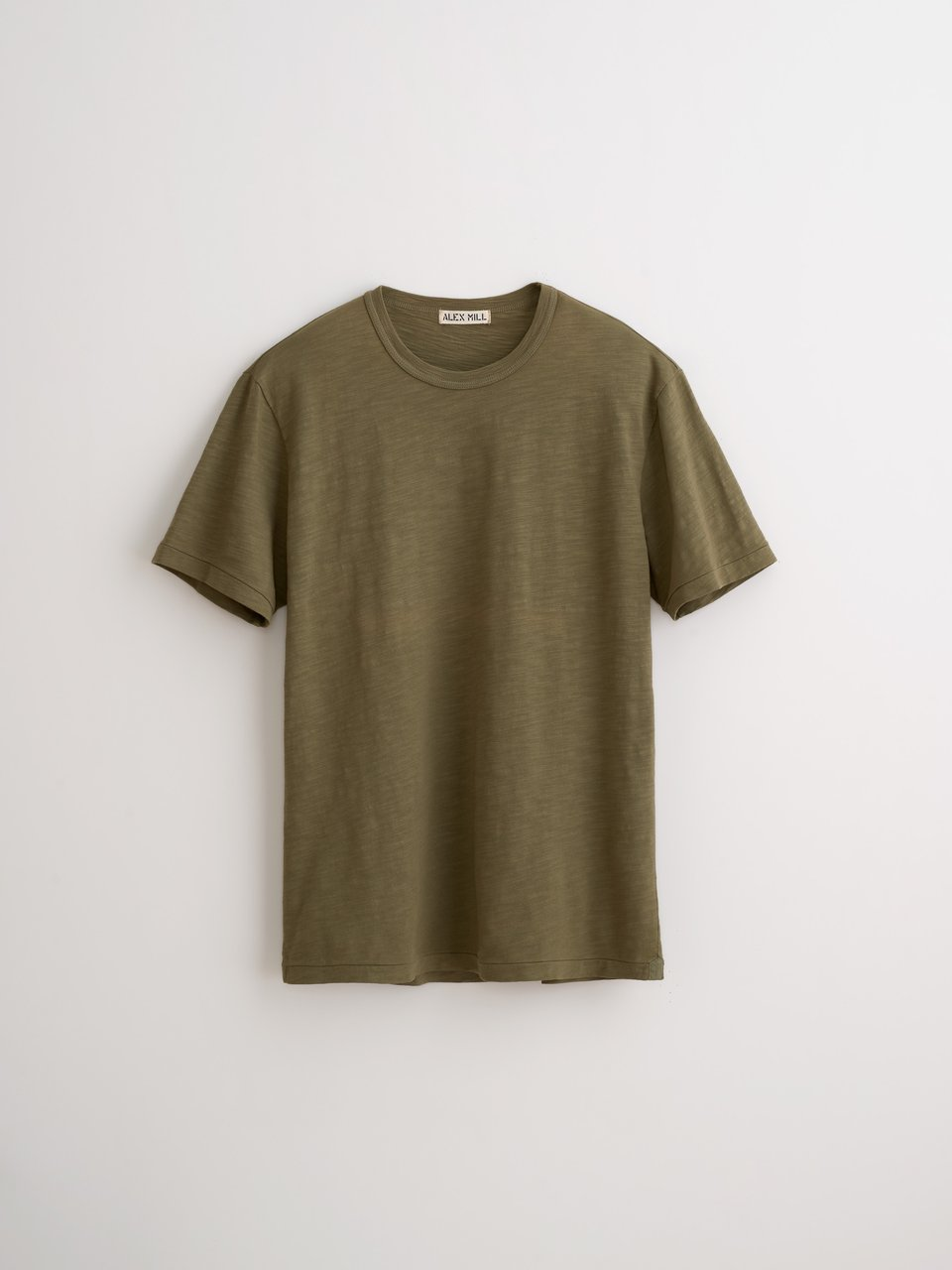 Standard T-Shirt in Slub Cotton (Faded Spruce)