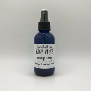 High Vibes Smudge Spray