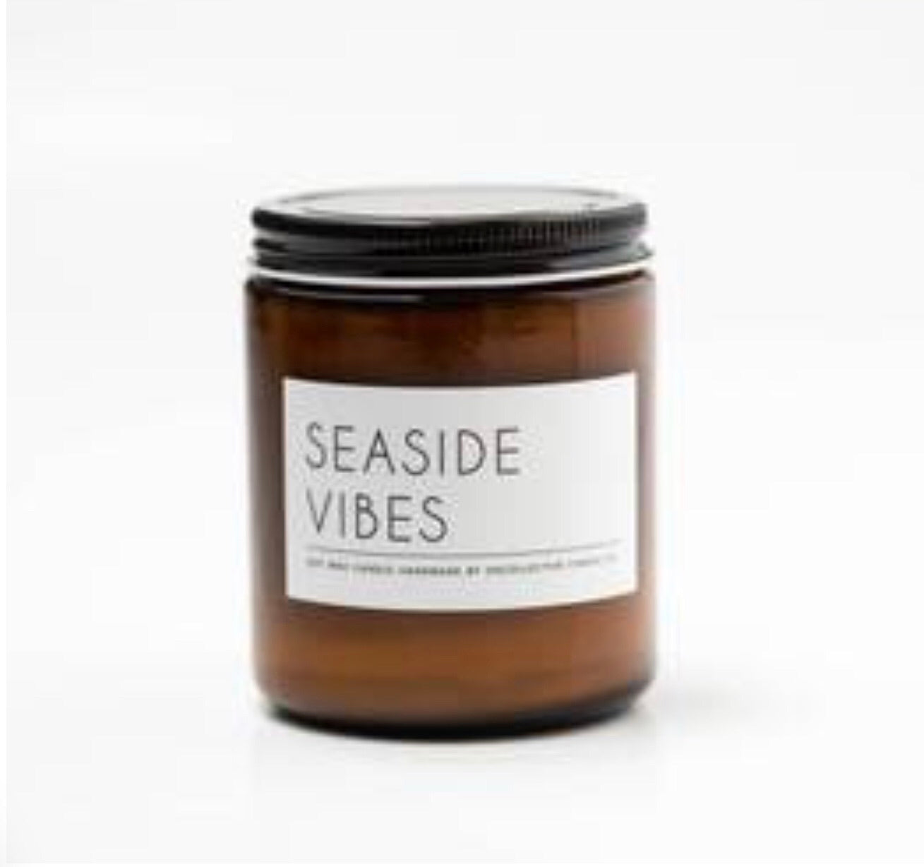 Seaside Vibes 8 oz Soy Candle